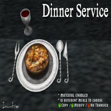 [IK] Dinner Service AD