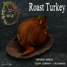 [IK] Roast Turkey AD