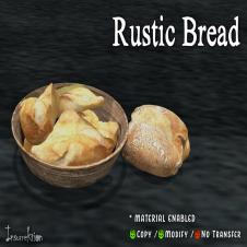[IK] Rustic Bread AD
