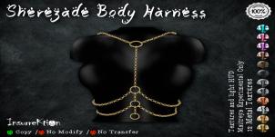 [IK] Sherezade Body Harness AD