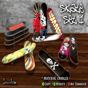 [IK] Skate Set 1 AD