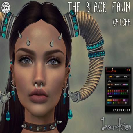 [IK] The Black Faun - Poster