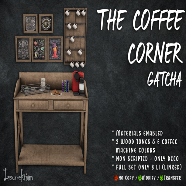 [IK] The Coffee Corner AD