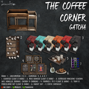 [IK] The Coffee Corner - Key