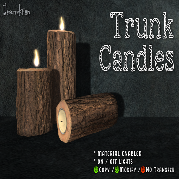 [IK] Trunk Candles AD
